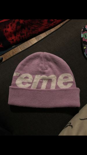 Supreme beanie for Sale in Fresno, CA