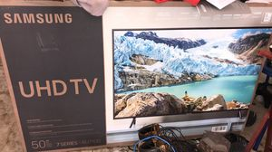 """*Brand new box never opened *50"""" Samsung UHD 4k Smart Tv 7 series $290-no low ballers *must go ASAP* for Sale in Lilburn, GA"""