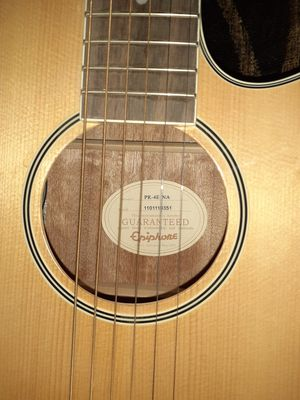 Epiphone acoustic guitar for Sale in Angier, NC