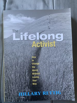The Lifelong Activist by Hillary Rettig for Sale in San Francisco, CA