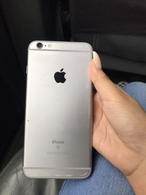 Iphone 6 plus silver for Sale in Ontario, CA
