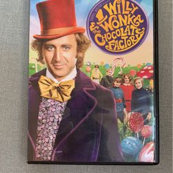 Willy Wonka & the Chocolate Factory Kids Movie for Sale in Baltimore,  MD