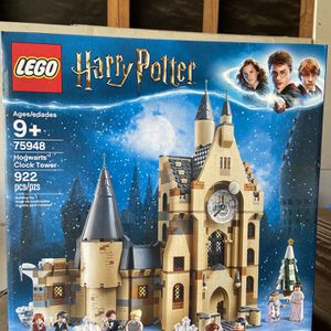 Harry Potter Clock Tower Legos for Sale in Bakersfield, CA