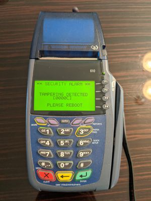 Credit Card Machine for Sale in Chester, VA
