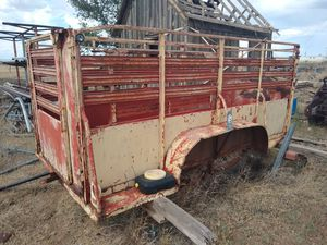 Project live stock trailer for Sale in Albuquerque, NM