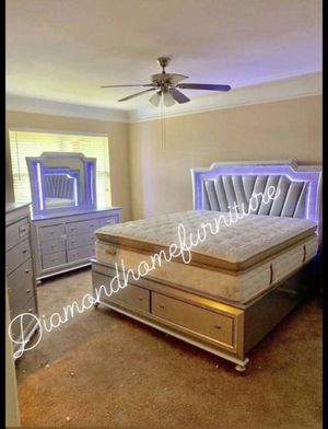 New queen size bedroom set for Sale in Houston, TX