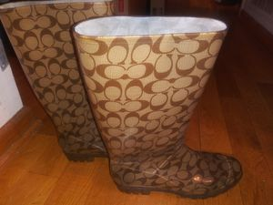 Coach Rain Boots for Sale in Washington, DC