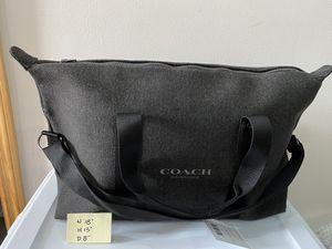 Men Coach travel weekender duffel bag for Sale in Brooklyn, NY