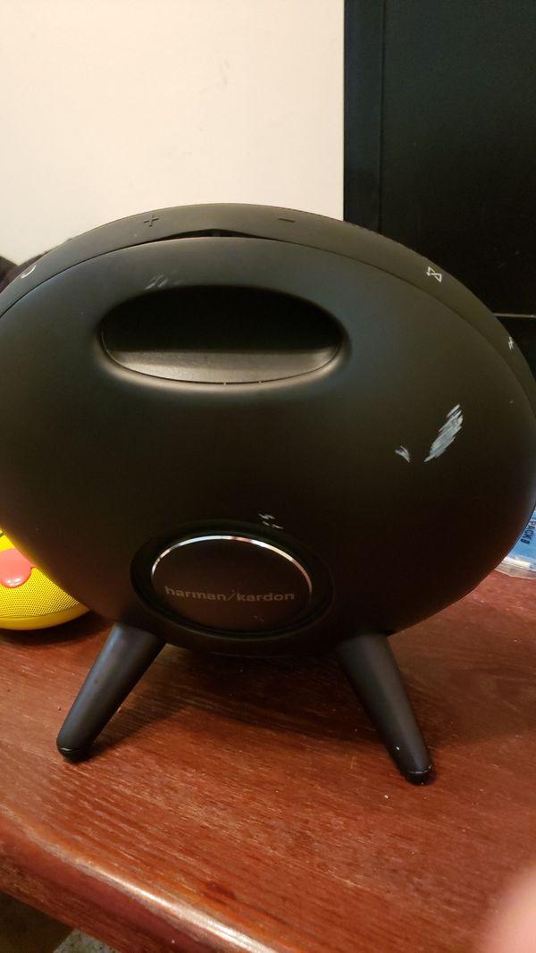 Bluetooth speaker!