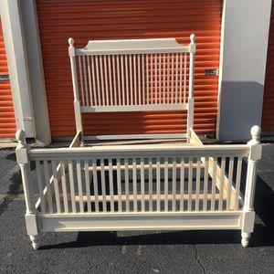 Queen Size Bed Frame for Sale in Woodbridge, VA