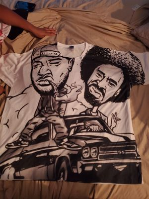 Mac Dre and The Jacka T-Shirt Brand New size 4XL Mens for Sale in Fresno, CA