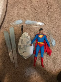 Hot toys Superman Christopher Reeve 1:6 scale figure for Sale in McLean,  VA