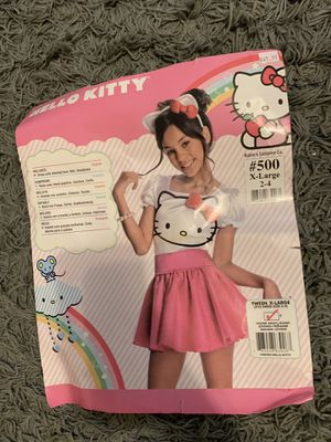Hello Kitty Halloween Costume for Sale in Atlanta, GA