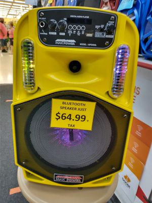 Bluetooth Speaker for Sale in Pasadena, TX