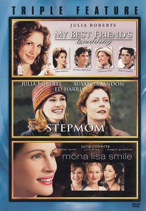 Julia Roberts Triple Feature: My Best Friend's Wedding / Stepmom / Mona Lisa Smile for Sale in Sarasota, FL