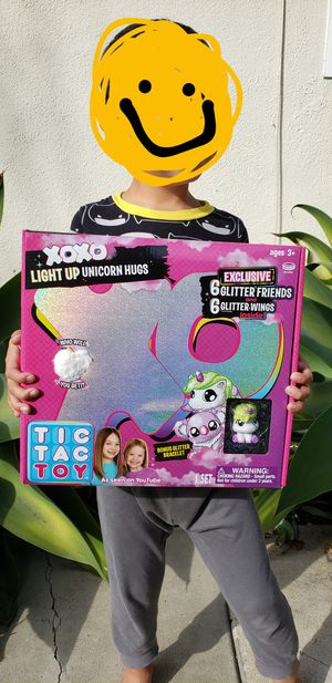Tic Tac Toy LOL Surprise Light Up Unicorn stuffed animal toy. BRAND NEW $10. for Sale in Ventura, CA