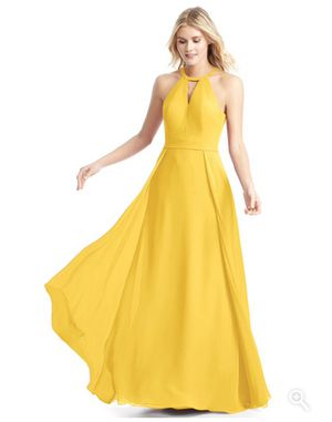Marigold Floor Length Dress for Sale in Snohomish, WA