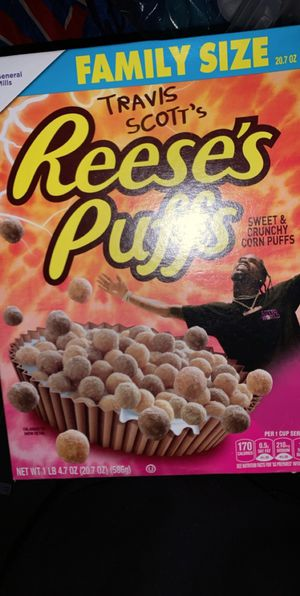 Travis Scott Reese's puffs for Sale in Bloomington, IL