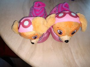 Paw patrol slippers 11/12 like new for Sale in Lakeside, AZ