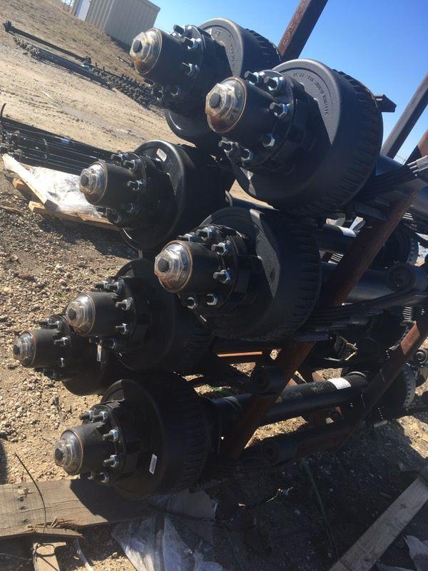 Dexter 12,000lb Electric Brake Axles