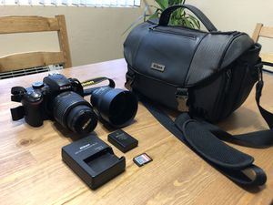 Nikon D3200 for Sale in San Diego, CA