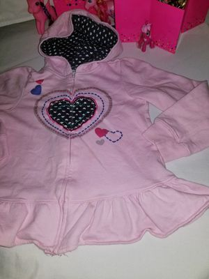 💖🖤 Girl sweater size 6X 🖤💖 for Sale in Portland, OR