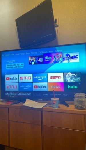 Toshiba 50 inch Amazon Fire Smart TV for Sale in Scottsdale, AZ