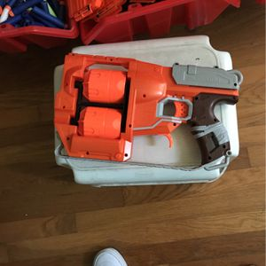 Nerf gun goood condition for Sale in Westminster, CA