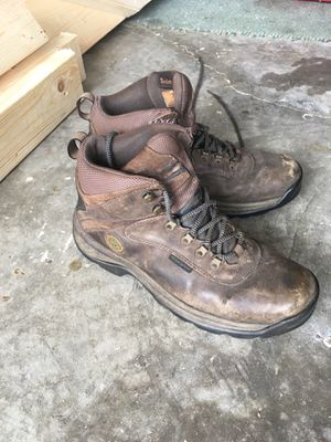 Men's Timberland White Ledge Work Boots Size 9 for Sale in Cape Coral, FL