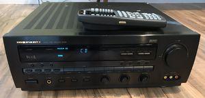Marantz SR780U 5.1 Channel 400 Watt Stereo Receiver With original Remote Control RC 2000MKII for Sale in Sunnyvale, CA