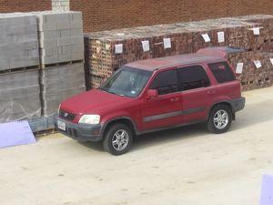 98 Honda CRV for Sale in Dallas, TX