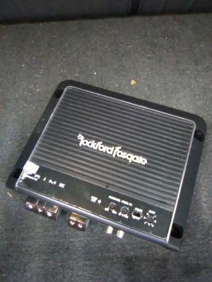 Rockford Fosgate Amplifier Mono for Sale in Elk Grove, CA