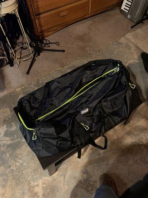 Coleman Duffle Bag/Backpack for Sale in East Haven, CT