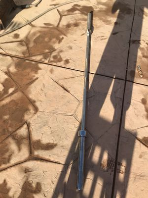 20kg/45lb Olympic Barbell for Sale in Fresno, CA