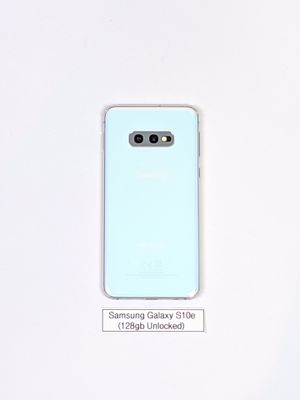 Samsung Galaxy S10e 128gb (Unlocked) for Sale in Tucker, GA