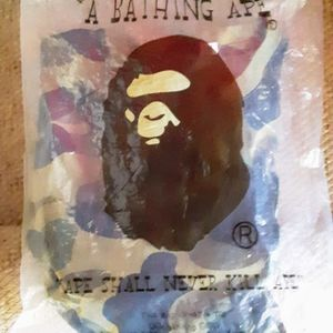 Bathing Ape Tee Shirt!! Size Xxl Camouflage for Sale in Anderson, IN