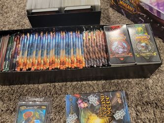 Warcraft TCG Lot for Sale in Riverdale Park,  MD