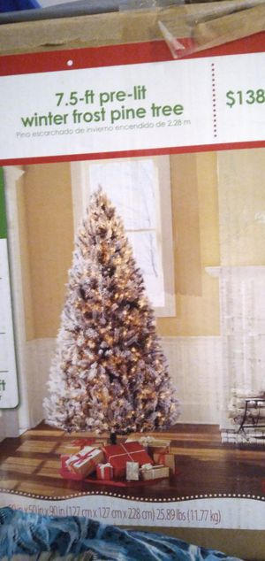 Christmas tree and decorations for Sale in Graham, NC