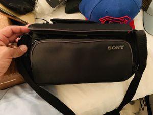 Sony Camera Bag for Sale in Santa Monica, CA