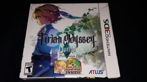 Etrian Odyssey Untold The Millennium Girl Unopened Nintendo 3DS NDS for Sale in Boston, MA