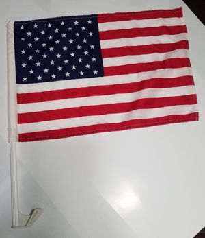'Murica! American Flag Car Window Flag Pack of 10 Flags for Sale in Hawthorne, CA