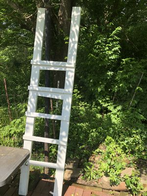 Ladder, decorative, 7 ft tall, for Sale in Kirkwood, MO
