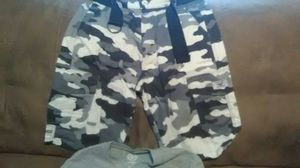 Camo shorts and shirt for Sale in District Heights, MD