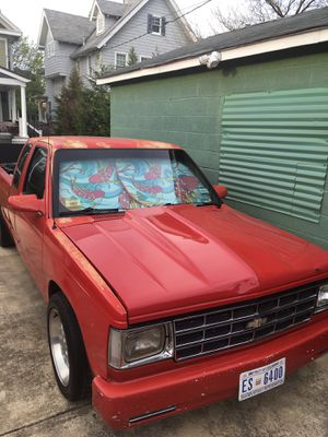 87' Chevy S-10 Tahoe pickup for Sale in Washington, DC
