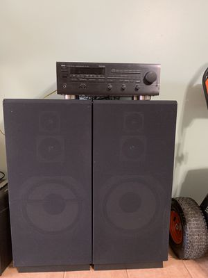 Speaker and amplification for Sale in Spring Hill, TN
