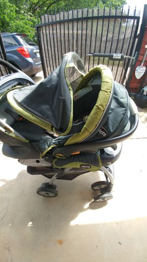 Chicco Baby stroller all in one for Sale in Fort Worth, TX