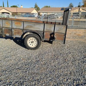 Utility Trailer 5x8 For Sale for Sale in Hesperia, CA