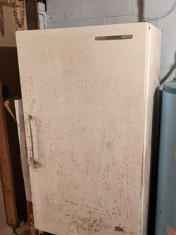 Vintage Sears Freezer (WORKS) - FREE for Sale in Chardon,  OH