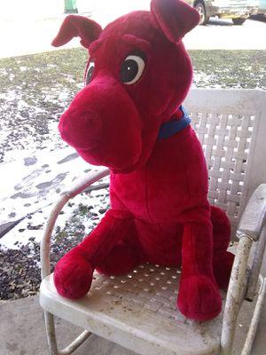 ~CLIFFARD THE BIG RED DOG~ for Sale in Hamlin, WV