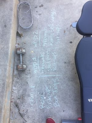 Dumbbell 15lbs for Sale in Compton, CA